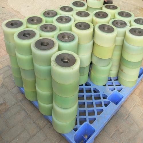 轮子包胶 PU包胶 轮子包胶